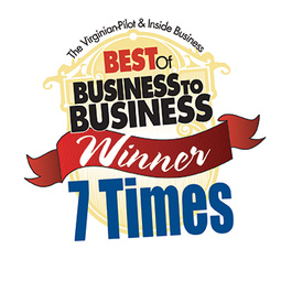 Voted Best Commercial Printer 7 Years in a Row!